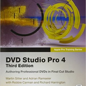 book-dvd-studio-pro-4-third-edition