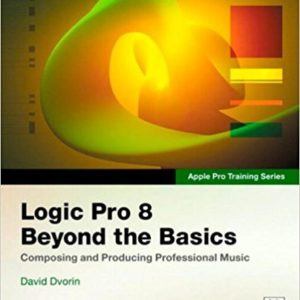 book-logic-pro-8-beyond-basics